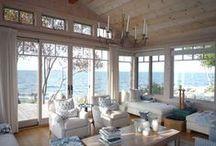 Living Room Ideas / by Jennifer Rackley