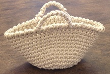 Crochet : Sacs