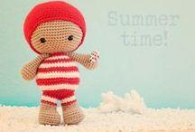 Crochet : Poupées, amigurumis, jouets