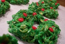 Holiday/Party Recipes / Fun Holiday and Party Recipe Ideas :D / by ッMichelle ッ