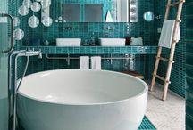 Great Bathrooms / Zen water beauty / by Donna Beiler