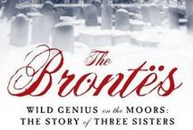 Brontë Sisters / The Brontë sisters, Charlotte, Emily, and Anne, whose family can be traced to the Irish clan O Pronntaigh, were a nineteenth century literary family. Their poems and novels were originally published under masculine pseudonyms, following the custom of the times practiced by female writers. Their tragic destinies contributed to their fame and since their early deaths they have been subject to a following that has not ceased. Their home in Yorkshire is visited by hundreds of thousands each year. / by Desi Anders