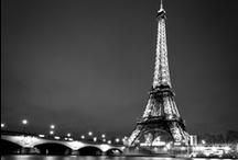 Paris! / by Erin Connor