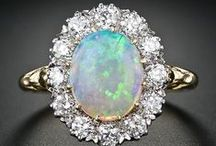 Vintage Jewelry, Crown Jewels, Art Nouveau / by Kathi White