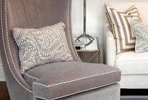 Design:  ELEMENTS-Furn,Light,Patterns, Etc / by Kathi White