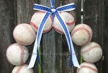 baseball/softball / by Melanie Gray