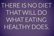 Healthy Recipes / by Jennifer Rackley