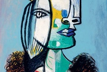 Art: Pablo Picasso / by Kathi White