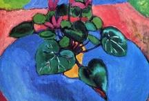 Art: Henri Matisse / by Kathi White