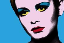 Art: Frida, Pollock & Warhol / by Kathi White