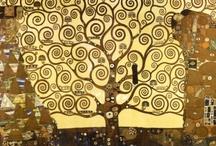 Art: Klee, Klimt, Hartley / by Kathi White