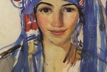 Art: Portraits / by Kathi White