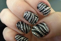 B-e-a-U-tiful nails, hair, makeup / obviously nails are my obsession ^_^ / by Holly Wolford