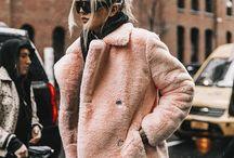 My list for Fall/Winter fashion