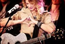 Taylor Swift / by Hannah Marie