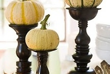 Holidays: Fab Fall & Thanksgiving Designs / Fabulous Fall & Thanksgiving Designs / by Kathi White
