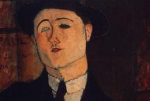 Art: Modigliani, Cassatt, Morello / by Kathi White