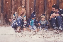 Snow fun / by THIS & THAT PHOTOGRAPHY