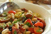 Cuisine saine : légumes céréales et plus