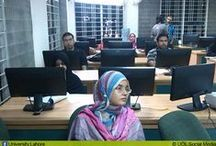 """""""Managing Qualitative Research with NVivo 10"""" / Learning Centre /QEC at University of Lahore organized """"Managing Qualitative Research with NVivo 10""""on 28th September, 2013 (Saturday) in Collaboration with Institute of Research Promotion at its main Campus. This training is attended by the faculty member of different department of University of Lahore."""
