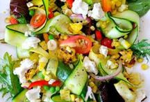 Recipes To Try - Veggie Patch / Vegetables, Salads & Side Dishes / by Kimberly Millian