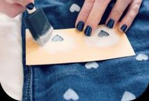 DIY Fashion Crafts / Easy step by step DIY tutorials for fashion clothing and accessories.