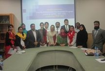 Training on Andragogical Skills- Microteaching / QEC/Learning Centre has designed 3 days training for the faculty of University of Lahore on 21, 22 & 25th of November, 2013. Quality of education cannot be ensured without the quality of teachers.This module focuses on qualities of University teachers at micro-level.