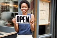 Women Entrepreneur / Business start up education and and advice for women in entrepreneurship. Learn how to start and grow your own business.