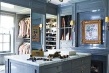 Luxury Home Wardrobes / This board features celebrity and luxury walk in closets of the rich and famous. Inspirational pins to get your own wardrobe and closet back into shape. Be sure to check out our Wardrobe Stylist Toronto services at http://auraimageconsulting.com/dress-for-success-2/