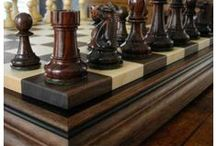 Beautiful Chess Sets, Pieces, Boards & Gift Ideas | Unique Chess Sets / Chess Sets can make great Wedding Gifts, Graduation Gifts, Gifts for the In-Laws and even Dating!  Especially when the chess pieces are designed after their favorite characters, etc.  We've also included unique chess sets that aren't available for purchase, but are fun to look at!