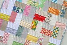 Quilting possibilities... / Ideas for quilts I'll probably never make... fabrics that I love, great techniques, etc.