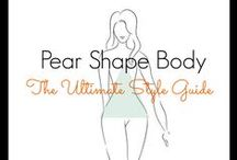 Pear Shaped Body Fashion, Outfits and Style Advice from Stylist Toronto / Do you have a triangle or pear shaped body? If you do your upper body is smaller in proportion to your lower body. When measuring your body, your shoulder width is significantly smaller than your hip width. Follow this board to get pear shape fashion inspiration, outfit ideas and pear shape style advice from Stylist Toronto. You can also find more pear shaped body advice from Stylist Toronto by going to http://auraimageconsulting.com/2014/06/pear-shape-body-style-guide/