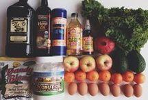 healthier foods / healthier foods / by savannah
