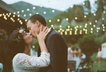 big day, small wedding / I don't daydream about it a whole lot...and I never planned it when I was a little girl...but rustic vibes, woods, sweaters, smore's, fire, music and the good Lord will all be apart of it. / by savannah