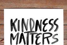 kindness still exists / Faith in humanity / by savannah