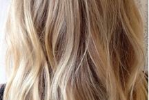 Hair / Balyage! Flirting with hair design.  / by Jora Impala