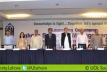 Opening Ceremony of Lahore School of Management (LSM) / The Grand Opening Ceremony of Lahore School of Management (LSM) at Royal Palm Club on 10th June, 2015