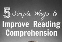 "Reading Tips / Resources / ""Leaders are readers,"" so anything to improve reading skills and comprehension helps!  ;-)"
