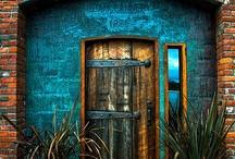 DOOR / by Christine Elliott