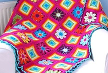 Crochet Afghans & Throws / I do not own the rights to any of the content posted here unless stated. If you are a copyright holder and wish that your image is to be removed please contact me directly and I'll remove it . / by Linda Huff