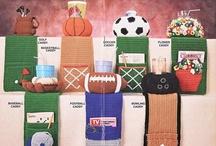 Crochet Sports Fans / by Linda Huff