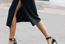 Fashion: Street Style / The best runway are the streets! This is a board completely dedicated to street style!