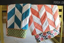 sewing - quilting / by Heather