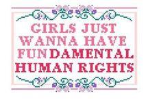 Strident Feminist!  / by Maddy Manyx