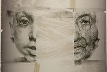 Faces, Portraits, Characters / by Ines Seidel