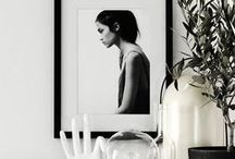 Vignettes / Creating and styling beautiful interesting spaces