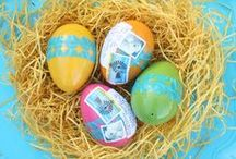 Eggs-cellent Easter / Help your little Easter bunny have a awesome Easter with these creative games, printables, and book picks.