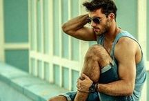 Boys to Men / Style I find attractive on men. / by Whitney North