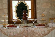 Chocolate Fountain Set Ups