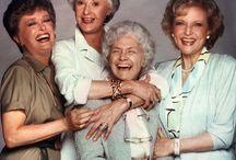 Golden Girls  / By far my favorite tv show!. I have every season on DVD. / by Teena Gutkowski